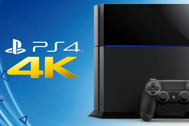 4K対応PS4の存在を公式に認める