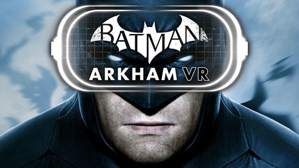 『バットマン:アーカム VR』が10月13日に発売決定