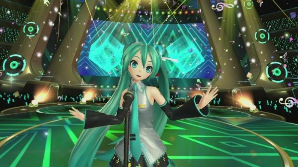『初音ミク VR フューチャーライブ』が10月13日に発売決定