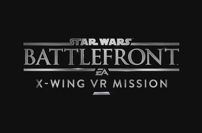 PSVR『Star Wars: Battlefront X-wing VR Mission』が発表