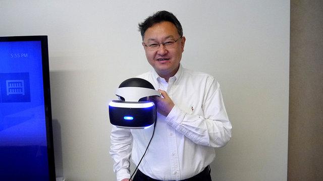 PSVR「絶対に買いたい人は、予約したほうがいいかもしれません」と吉田氏