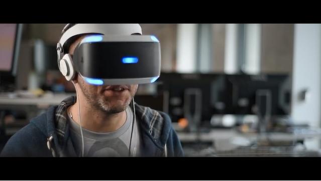 『Star Wars Battlefront VR ミッション』がチラ見せ