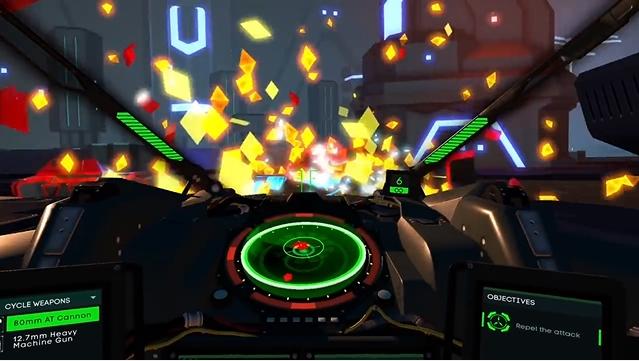『Battlezone』、E3 2016トレーラーを公開